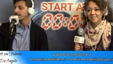Intervista radiofonica rilasciata a Radio Punto Zero
